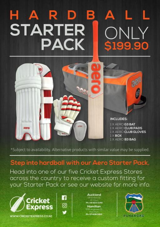 Cricket Express Starter Packs!